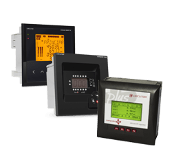 Automatic power factor regulators