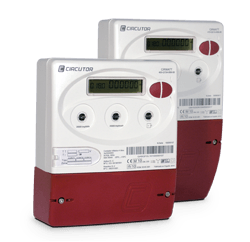 Three-phase energy meters, direct connection