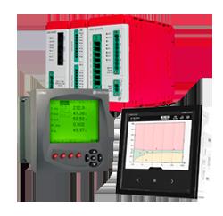Power and power quality analyzers